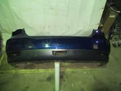 Бампер задний Nissan Almera (G15) 2013> (850224AA0H)