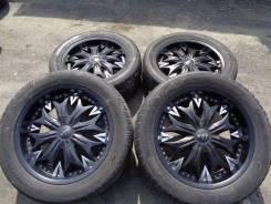 """Dolce Wheels. 8.5x20"""", 6x139.70, ET18, ЦО 108,0мм."""