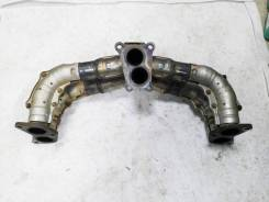 Коллектор выпускной. Subaru Forester, SJG Двигатель EJ20E
