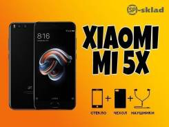 Xiaomi Mi5X. Новый, 32 Гб, 3G, 4G LTE, Dual-SIM