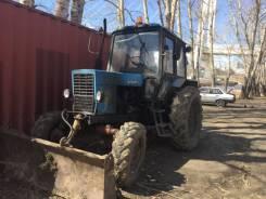 МТЗ 82.1. Продаётся Трактор Беларус , 55,1 л.с. (40,5 кВт)