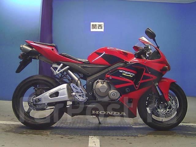Honda Cbr600rr 2 Honda Cbr 600rr 2005 Prodazha Motociklov V Omske