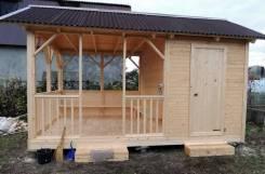 Строительство домов, дач, бань, пристроек, беседок, хозблоков, сараев