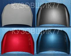 Капот. Chevrolet Cruze, J300, J305, J308 Двигатели: L2W, LDD, LDE, LFH, LHD, LKR, LLW, LNP, LUD, LUJ, LUW, LVM, LXT, LXV, A14NET, F16D3, F16D4, F18D4...