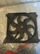 Вентилятор охлаждения радиатора. Hyundai Santa Fe, SM Двигатели: D4EA, G4JP, G4JS, G6AU, G6BA, L6BA