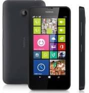 Nokia Lumia 630. Б/у, 8 Гб, Черный, Dual-SIM