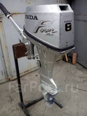 Honda. 8,00л.с., 4-тактный, бензиновый, нога S (381 мм), 1997 год год