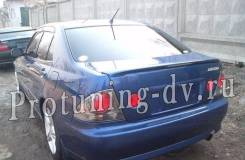 Спойлер на Toyota Altezza/Lexus IS200 1998-2005