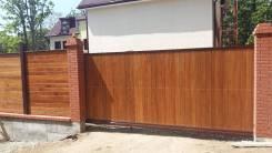 Изготовление металлоконструкций двери ворота решетки