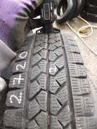 Bridgestone Blizzak VL1. Зимние, без шипов, 2016 год, 10%, 2 шт. Под заказ