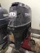 Tohatsu. 30,00л.с., 4-тактный, бензиновый, нога L (508 мм), 2001 год год
