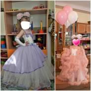Прокат платьев на выпускной в детский сад
