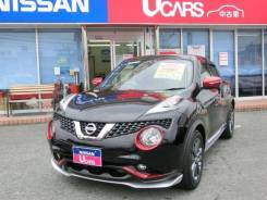 Nissan Juke. автомат, 4wd, 1.6 (190л.с.), бензин, б/п. Под заказ