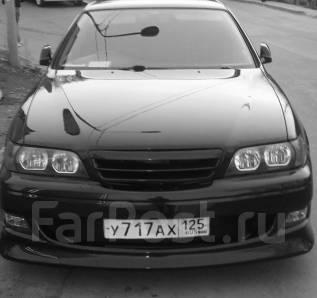 Бампер. Toyota Yaris Toyota Chaser, JZX100, GX105, LX100, SX100, JZX105, JZX101, GX100 Двигатели: 1500, 1JZGE, 1JZGTE, 1GFE, 2LTE, 4SFE, 2JZGE