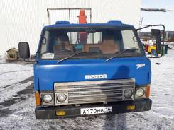 Mazda Titan. Продам грузовик с манипулятором, 3 600куб. см., 4x2