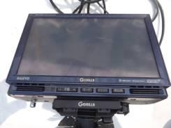 Портативная навигация Sanyo (Gorilla) NV-HD870DT HDD, USB, MP3, DVD