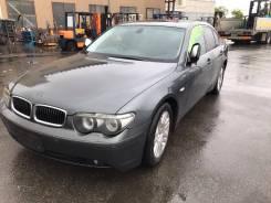 BMW 7-Series. E65, 62 B44