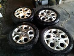 "Колеса 215/60r17 Honda CR-V rd7 k24a 2model. 6.5x17"" 5x114.30 ET50"