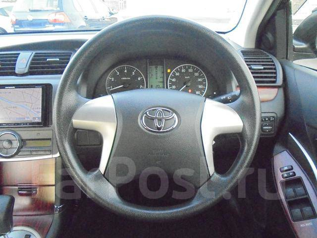 Toyota Allion. автомат, передний, 1.8 (109л.с.), бензин, б/п. Под заказ
