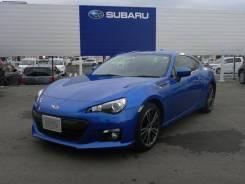 Subaru BRZ. механика, задний, 2.0 (200л.с.), бензин, б/п. Под заказ