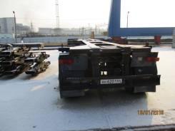Кзпт. Продается полуприцеп (контейнеровоз) модель КЗПТ 99821, 28 000кг.