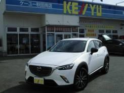 Mazda CX-3. вариатор, 4wd, 1.5 (105л.с.), бензин, б/п. Под заказ