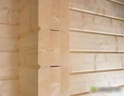 Бригада опытных плотников выполняет следующие строительные работы