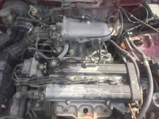 Двигатель в сборе. Honda CR-V, RD1 Двигатель B20B