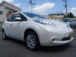 Nissan Leaf. автомат, передний, электричество, 35 643тыс. км, б/п. Под заказ