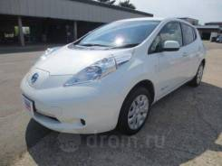 Nissan Leaf. автомат, передний, электричество, 42 327тыс. км, б/п. Под заказ