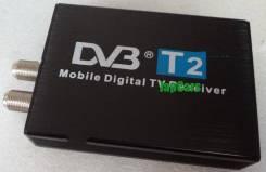 Цифровой TV тюнер Для Автомагнитол M901 /DVB T2/USB (2 антенны). Под заказ
