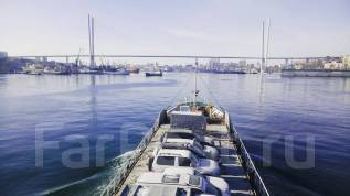 Доставка грузов морем на Курильские острова. Без посредников! Дешево