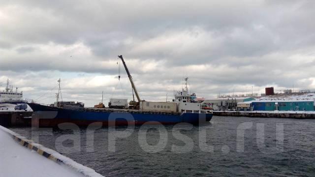 Доставка грузов морем на Курильские острова. Без посредников!