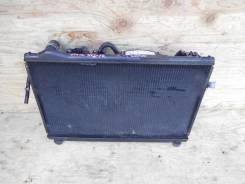 Радиатор охлаждения двигателя. Toyota Scepter, VCV15, VCV15W Двигатель 3VZFE