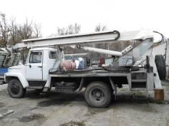 ГАЗ 3307. Автовышка, 3 000куб. см., 18,00м.