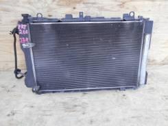 Радиатор охлаждения двигателя. Toyota Premio, ZRT260 Двигатель 2ZRFE