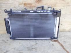 Радиатор охлаждения двигателя. Toyota Corolla Fielder, NKE165, NKE165G Двигатель 1NZFXE