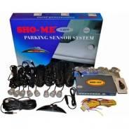 Парктроник SHO-ME Sho-Me Y-2616N08 8 датчиков 22мм серебристый. Под заказ
