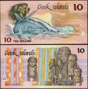Доллар Островов Кука.