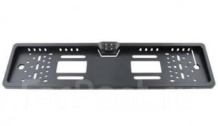 Рамка под госномер с камерой заднего вида Digma DCV-200 черная. Под заказ