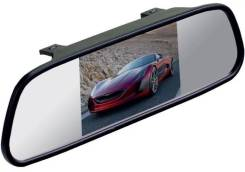 Зеркало Монитор Silverstone F1 Interpower 5 (800х480). Под заказ