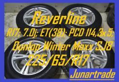 Жирный комплект 225/65/R17 2013+диски б/п по РФ