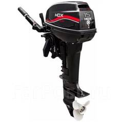 HDX. 15,00л.с., 2-тактный, бензиновый, нога S (381 мм), 2018 год год