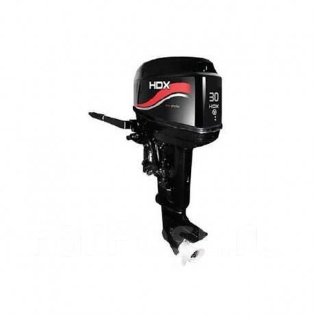 HDX. 30,00л.с., 2-тактный, бензиновый, нога S (381 мм), 2018 год год
