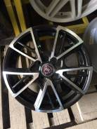 NZ Wheels. 6.0x14, 4x100.00, ET49, ЦО 56,6 мм.