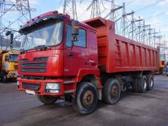 Shaanxi Shacman SX3315DT366. Самосвал Shaanxi (Shacman) SX3315DT366, 9 726 куб. см., 35 000 кг.