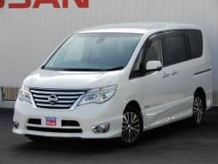 Nissan Serena. вариатор, передний, 2.0 (147л.с.), бензин, 60 000тыс. км, б/п. Под заказ