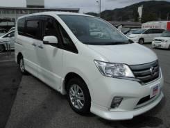 Nissan Serena. вариатор, 4wd, 2.0 (144л.с.), бензин, 71 000тыс. км, б/п. Под заказ