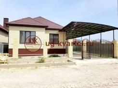 Уютный красивый дом 111 м2 на участке 4.5 сотки. Мира, р-н Анапская, площадь дома 111,0кв.м., площадь участка 45кв.м., электричество 15 кВт, отопл...
