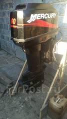 Mercury TwoStroke. 60,00л.с., 2-тактный, бензиновый, нога L (508 мм), Год: 2005 год
